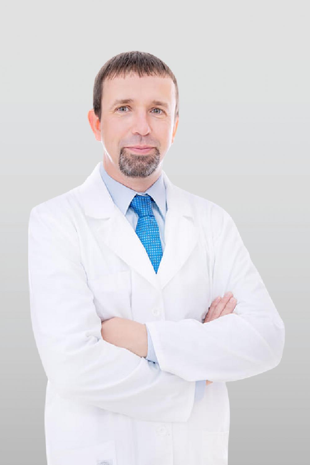 Marius Kašėta - Med. m. dr. gydytojas otorinolaringologas