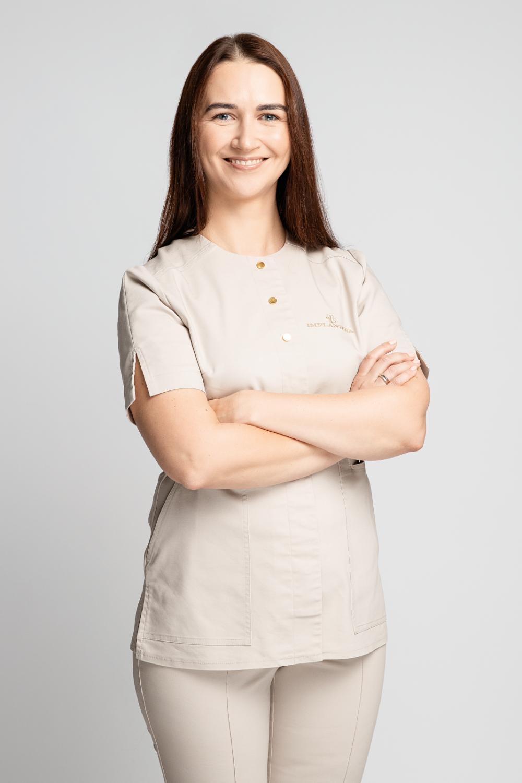 Asta Verumbickienė - Akušerė - ginekologė